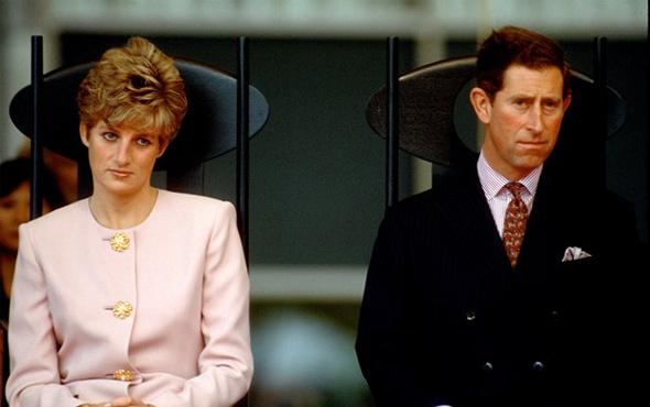 Prenses Diana'nın yeni ses kayıtları olay Charles beni hasta etti!