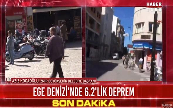 İzmir Büyükşehir Belediye Başkanı Aziz Kocağolu: Teyakkuz halindeyiz