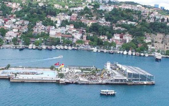 İBB Meclis üyesinden ilginç teklif: Galatasaray Adası'na cami yapılsın