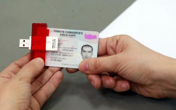 Çipli kimlik kartını zamanında almayanlara kötü haber