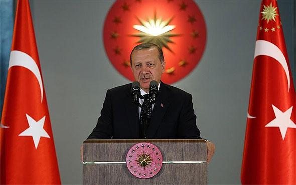 Cumhurbaşkanı Erdoğan o proje için müjdeyi verdi