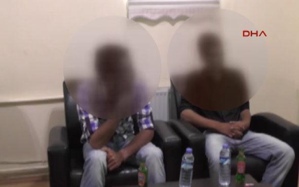 Hakkari Şemdinli teslim olan 4 terörist yaşadıklarını anlattı