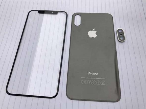 iPhone 8'in görüntüsü sızdı! Apple'ın son bombası böyle mi olacak?