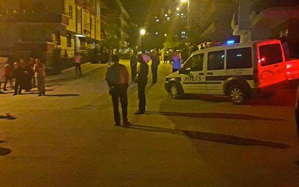 Ankara'da pompalı tüfekle saldırı yaralılar var