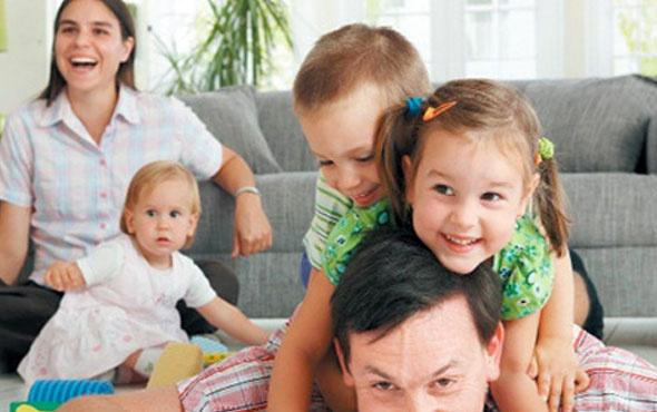 Üç çocuğu olanlara müjde indirim geliyor!