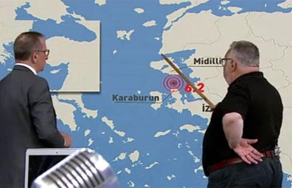 Celal Şengör 'eli kulağında' deyip deprem olacak yeri gösterdi