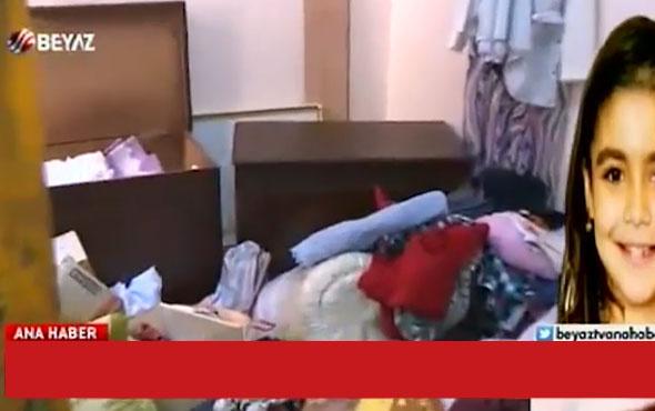 İşte küçük Ceylin'in katledildiği evin içi!