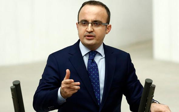Bülent Turan'dan CHP'ye dokunulmazlık eleştirisi