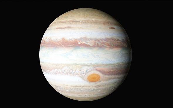 Jüpiter, Güneş Sistemi'nin en yaşlı gezegeni