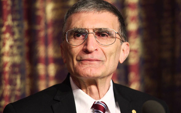 Nobel ödüllü Aziz Sancar'dan bir ilk daha