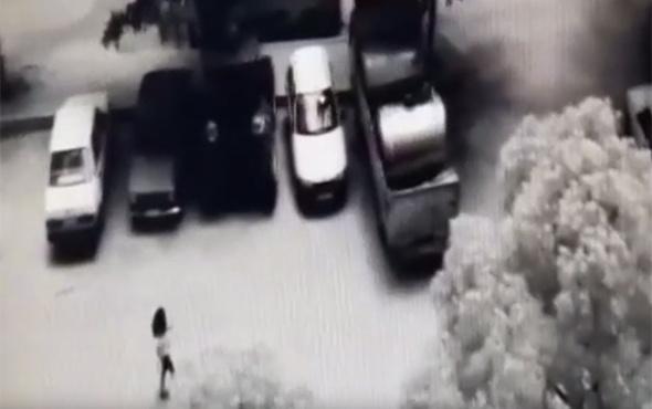 İzmir'de öldürülen Ceylin'in son görüntüleri ortaya çıktı