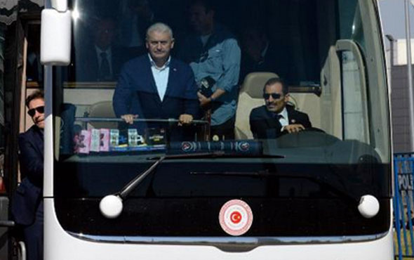Başbakan Yıldırım Diyarbakır'da