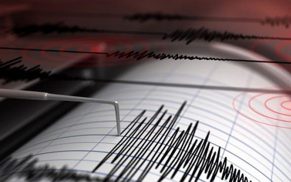 Karadeniz'de 4,1 şiddetinde deprem
