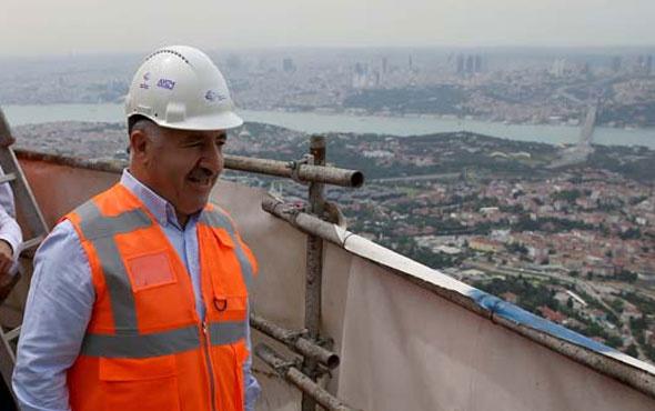 Bakan Arslan açıkladı! Orası yıkılacak İstanbul'a ikincisi geliyor