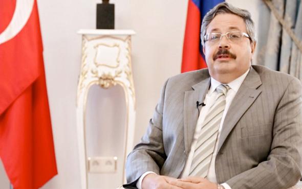 Putin onayladı Rusya'nın yeni Ankara Büyükelçisi atandı