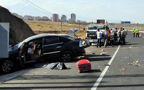 İşte Türkiye'de en çok kaza olan 36 yer bayramda buralara dikkat!