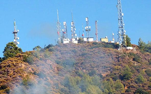 Yerel televizyon kanalının vericileri çalındı