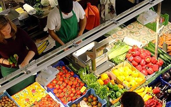 İstanbul'da enflasyon yükseldi işte Mayıs ayı fiyatları