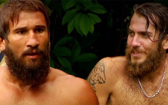Survivor'da Adem ile Ogeday arasında gerginlik!