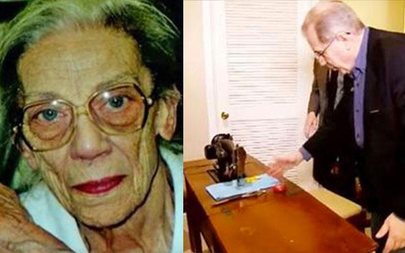 Halasının dikiş makinesinde buldu hayatı bir anda değişti!
