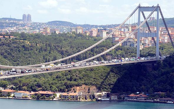 Köprü ve otoyollar bayram boyunca ücretsiz!