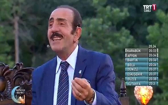 Mustafa Keser canlı yayında öyle bir laf etti ki...