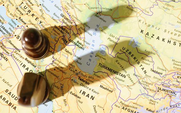 Türkiye'den alınacak toprak ile Büyük Kürdistan tamamlanacak!