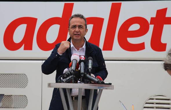 CHP'den şok açıklama : Gök kubbeyi dar ederiz