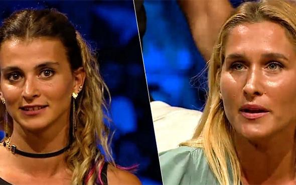 Pınar ve Sema son Survivor konseyinde yüzleşti!