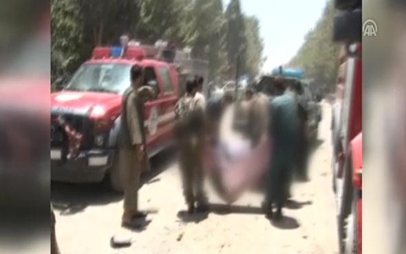 Afganistan'da bankaya bombalı araçla saldırı: 20 ölü, 50 yaralı