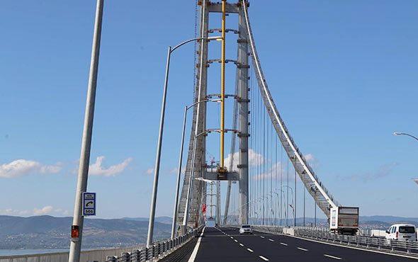 Bayramda hangi köprüler ücretsiz olacak Osmangazi Köprüsü ücretsiz mi?