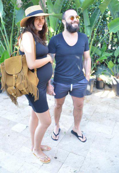 Berkay ve eşi doğuma gün sayıyor...