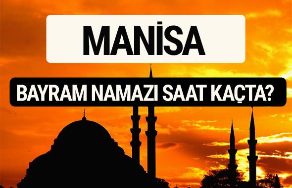 Manisa bayram namazı saat kaçta 2017 saati