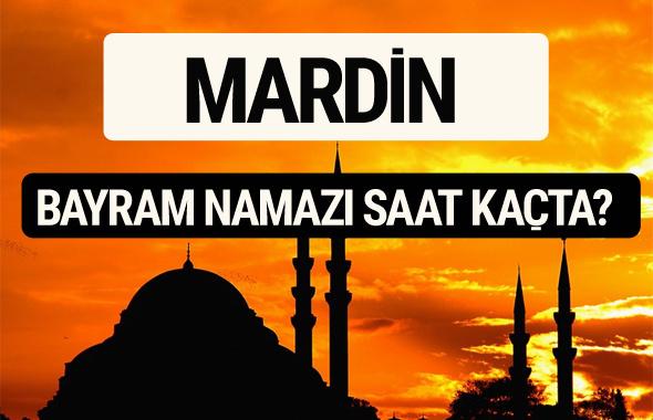 Mardin bayram namazı saat kaçta 2017 saati