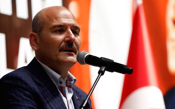 Bakan Soylu'dan, Baskın Oran için suç duyurusu
