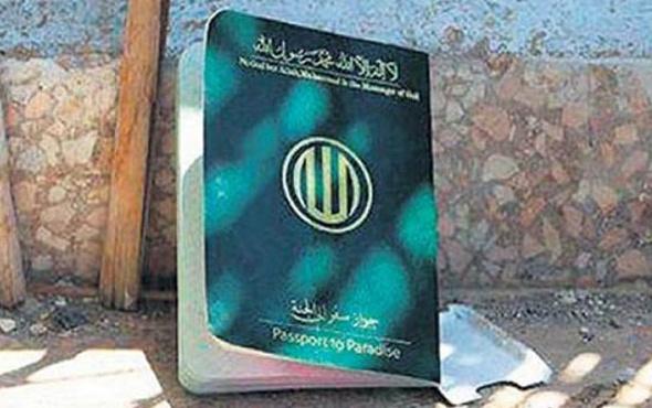 Canlı bombalara cennet pasaportu içinde yazanlar dehşet!