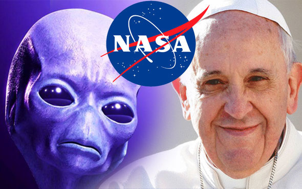 Uzaylılar insanlarla iletişim halinde! Öyle bir detay var ki