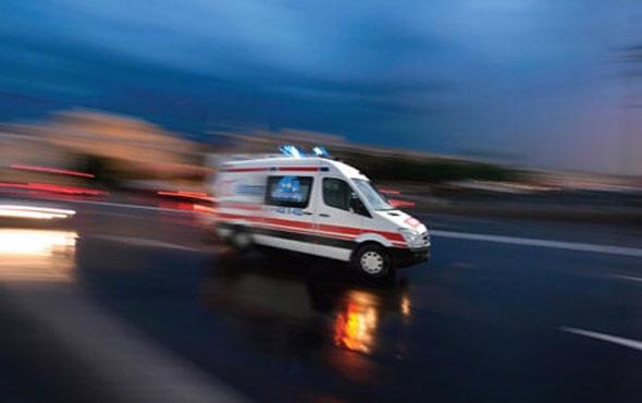 Sivas'ta iki ayrı kazada 10 kişi yaralandı