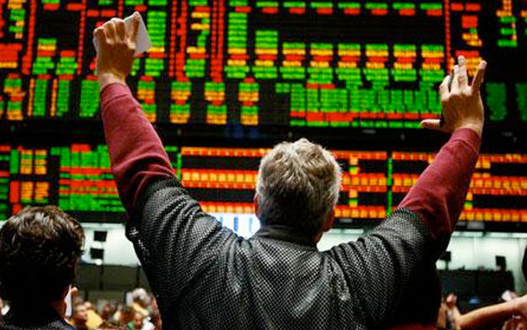 Borsa'da rekor üstüne rekor (Dolar bugün kaç TL?)
