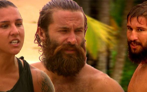 Survivor'da Adem ve Gönüllüler arasında büyük gerginlik!
