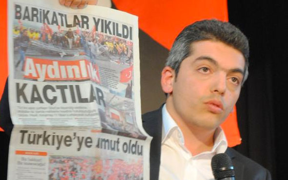 Aydınlık gazetesi Genel Yayın Yönetmeni İlker Yücel gözaltında