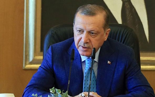 Erdoğan sinyali verdi: Virgül attık devamı gelebilir