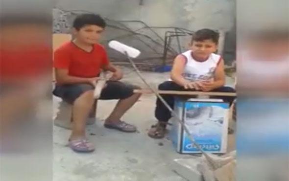 Vatandaşlar saz ve org almak için bu 2 çocuğu arıyor