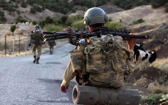 Saldırı hazırlığındaki PKK'lı teröristler etkisiz hale getirildi!