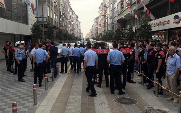 İstanbul'da son dakika silahlı saldırı ölü ve yaralılar var