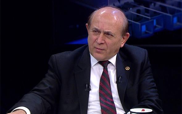 CHP'li Tanal'dan Burhan Kuzu'ya 'intihal' sorusu