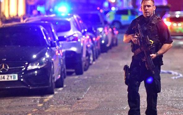 İngiliz polisi talimat verdi: Kaçın, saklanın, bildirin!