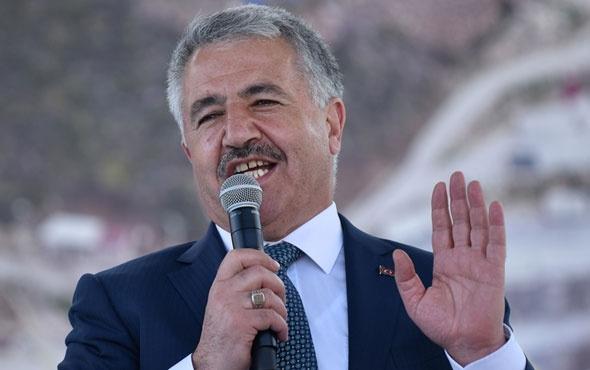 Ahmet Arslan müjdeyi verdi: Ay sonu tamamlanmış olacak