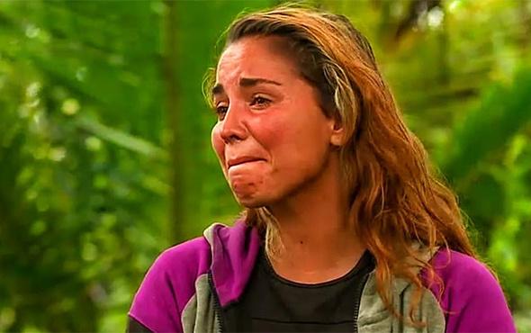 Survivor'da Berna'nın gözyaşları içinde isyanı