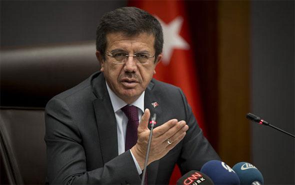 Nihat Zeybekci yanıtladı: 'Katar krizi Türkiye ekonomisini etkiler mi?'